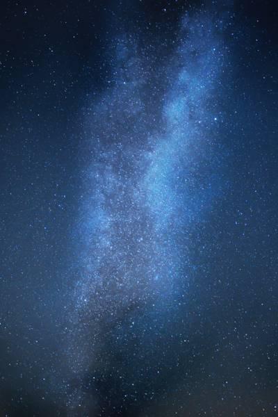 繁星点点的星空