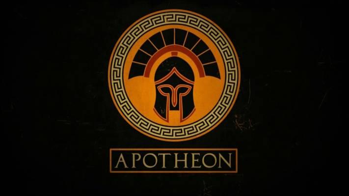 头盔,游戏,Apotheon,背景