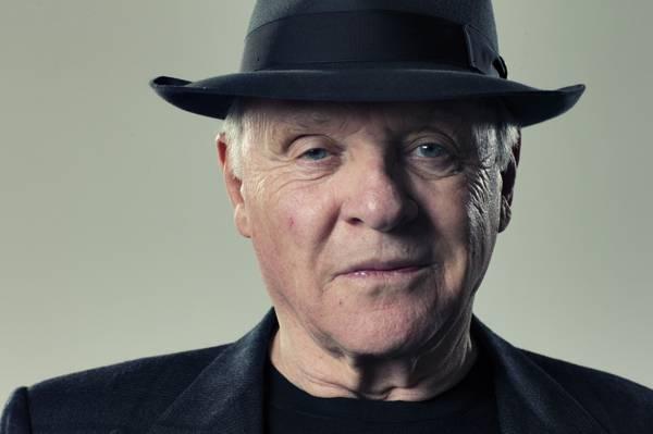 帽子,电影人,看,安东尼·霍普金斯,演员,安东尼·霍普金斯