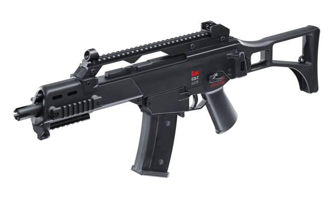 HK G36 C, gun, G36 C, HK G36C, HK, weapon, H&K, Heckler & Koch