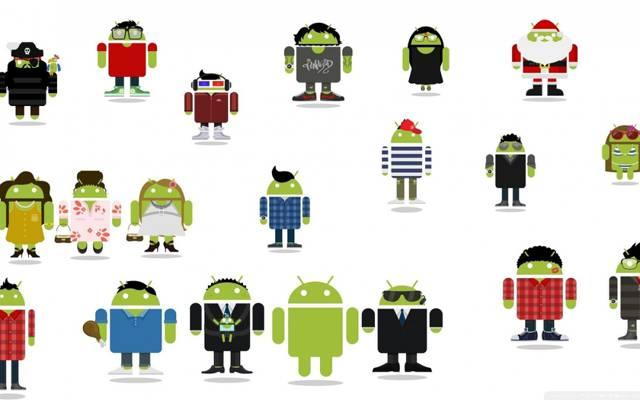 极简主义,Android,Android
