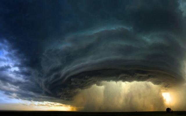 HORIZON,TORNADO,飓风,元素,天空,云,涡旋