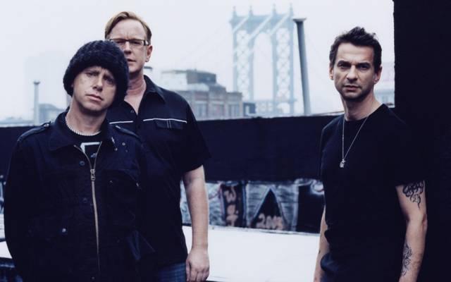 Andy Fletcher,Dave Gahan,Depeche Mode,Martin Gore,音乐,音乐传奇