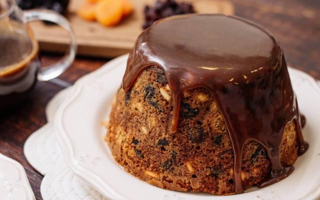 釉,蛋糕,巧克力,蛋糕