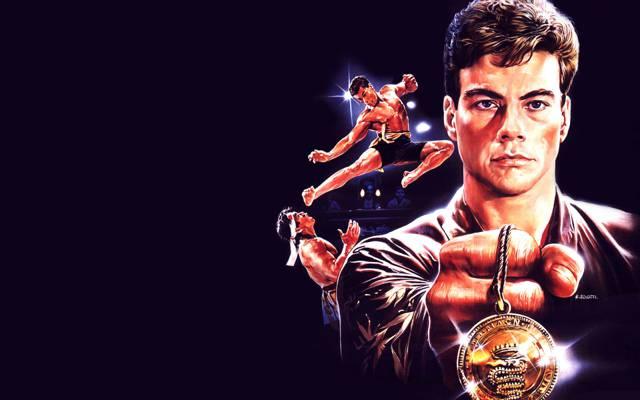 血液运动,血液运动,Jean-Claude Van Damme,空手道,经典,Jean-Claude Van Damme,杨志伟