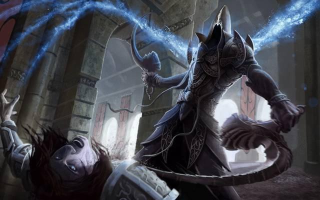Malthael,死亡天使,收割者,灵魂收割者,暗黑破坏神,暗黑破坏神III:灵魂收割者,天使