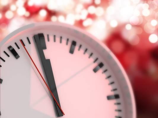 壁纸拨号,箭头,手表,12小时