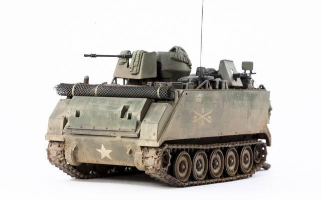 壁纸APC,ACAV,M113A1,模型,玩具