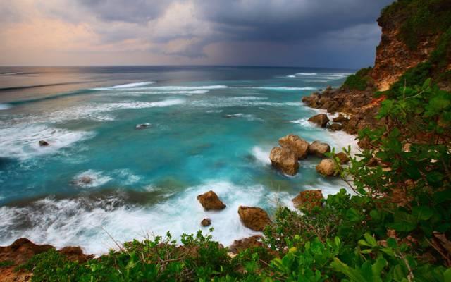 我的星球,自然,热带地区,天空,旅游,散景,模糊,壁纸,风,印度尼西亚,巴厘岛,自然,...