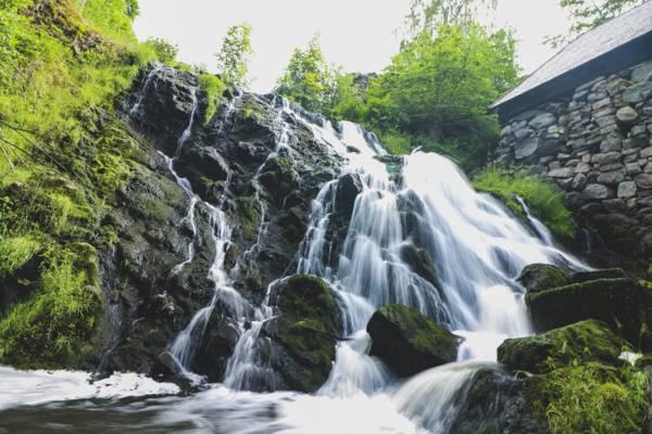 景观,性质,水,岩石高清壁纸