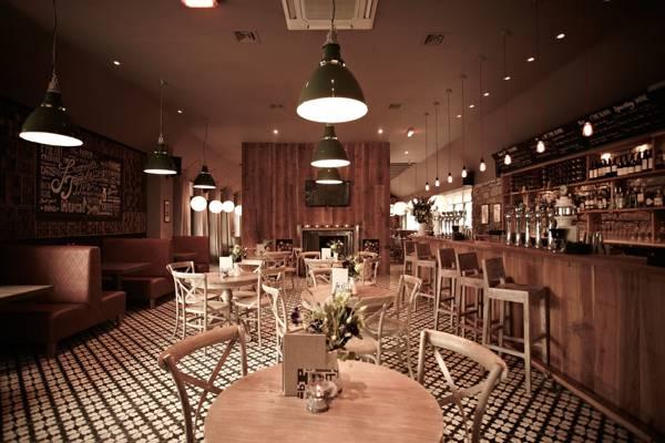沙发,酒吧,餐馆,舒适的地方,圆桌,挂灯,光,布泽尔,圆桌会议,舒适,沙发,...