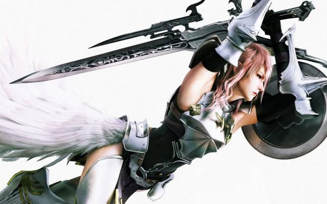 盾牌,最终幻想,铠甲,剑,最终幻想XIII-2