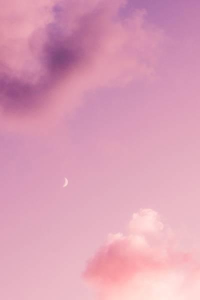 唯美的天空