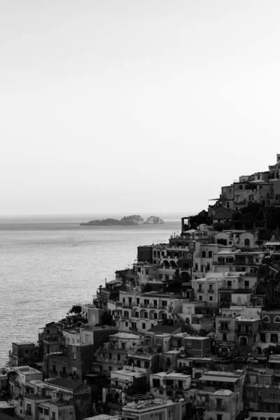 依山伴水而建的唯美意大利桌面壁紙