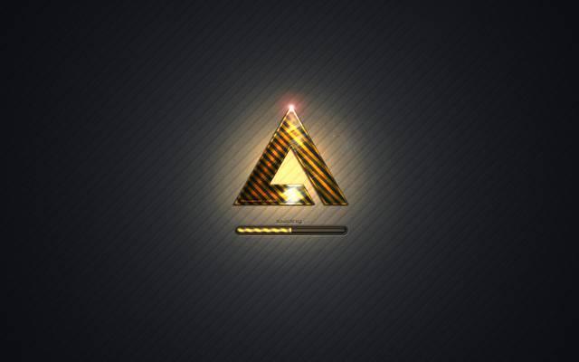 音乐,播放器,AIMP,AIMP,Xpand,AIMP3,标志