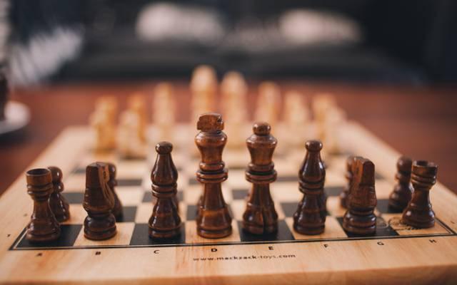 游戏,图,国际象棋