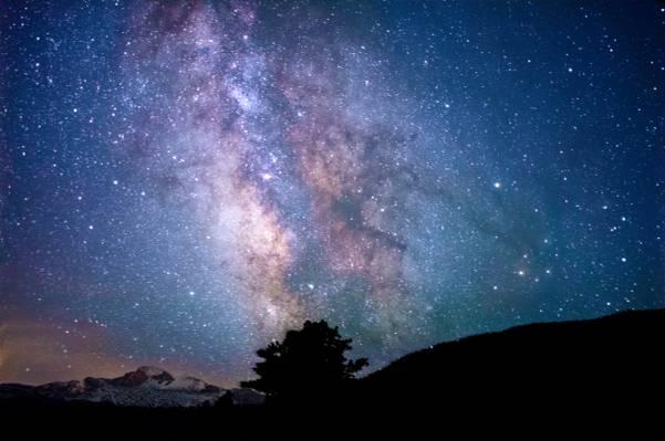 满天星空壁纸_星座,北斗七星,北斗七星,北斗七星,高清图片-纯色壁纸