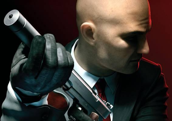 武器,领带,秃头,夹克,代理47,银色的芭蕾,杀手:赦免,第四十七,刺客,消声器,手套