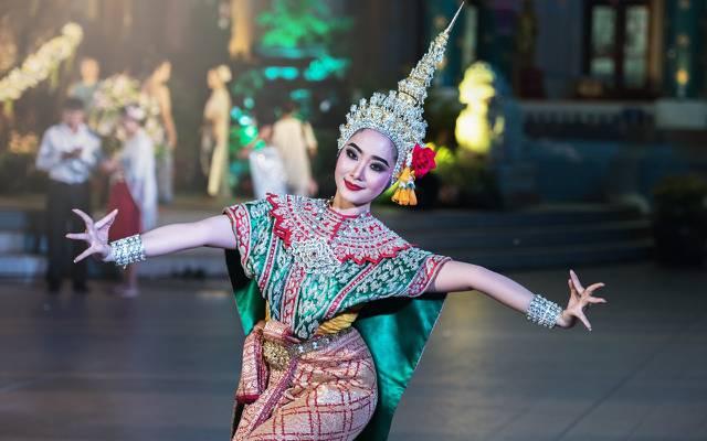 壁纸泰国,美丽,泰国,弯曲,光,女孩,美丽,女孩,舞蹈,泰国,光,手指,构成