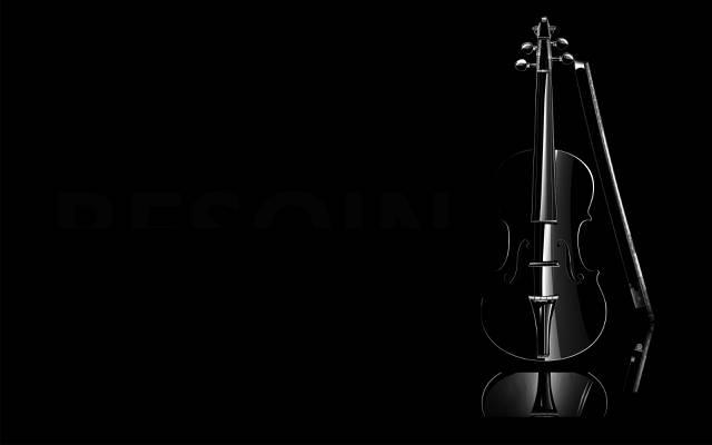 小提琴,链接,黑色背景,音乐,黑白,经典,小提琴