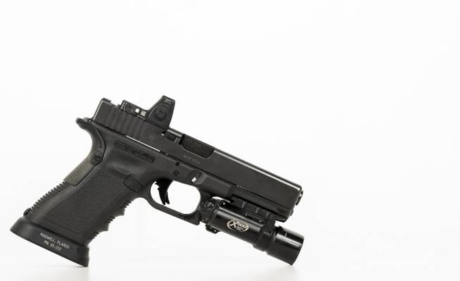 武器,自装,格洛克17,奥地利,枪