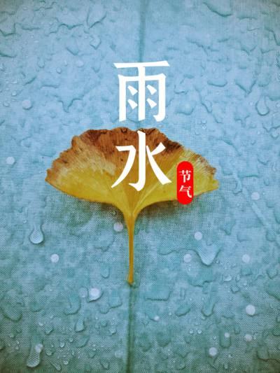 传统节气雨水图片