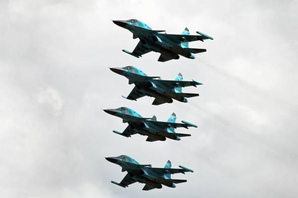 轰炸机,DRY,FULLBACK,SU-34,俄罗斯空军