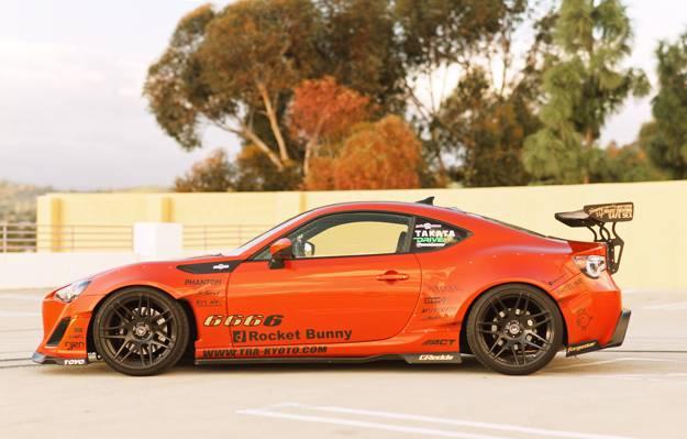 Scion,fr-s,调音,丰田,轮廓,橙色,橙色,调音,FR-s,Scion