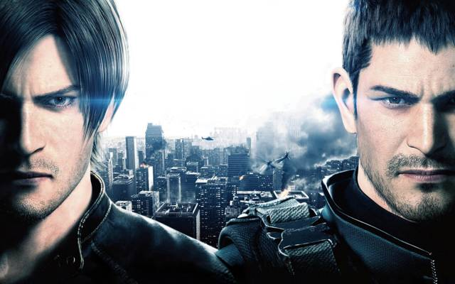 作者:mintmovi3,B.S.A.A.,生化危机,BSAA,Chris Redfield,Leon Scott Kennedy,市,Leon S. Kennedy,...