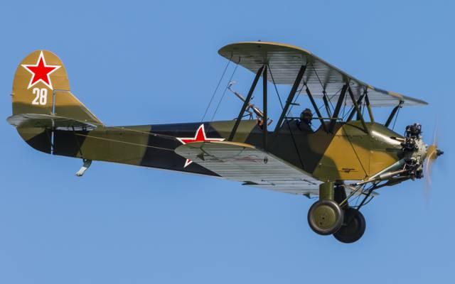多用途,Po-2,Polikarpov,双翼飞机